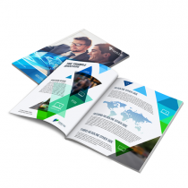 A4 Uncoated Brochure with Thicker Cover