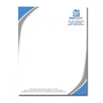 Standard Uncoated Letterheads 100gsm